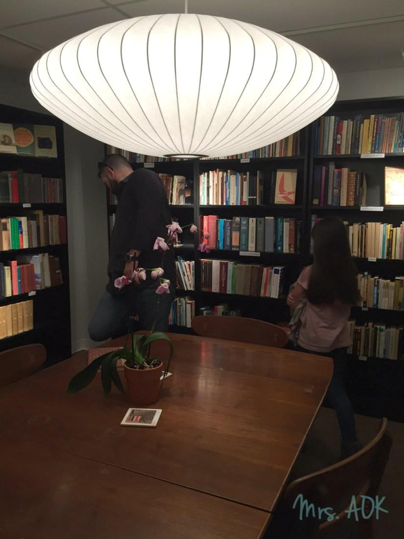 Literary Room Blue Bicycle Room Mrs. AOK
