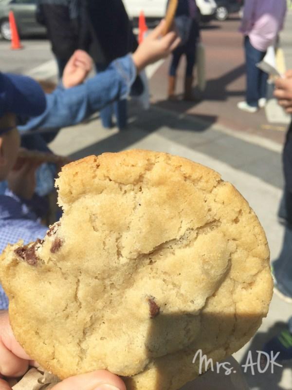 Flowertown Cookie