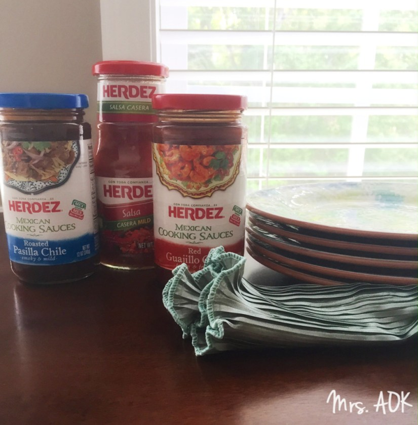 Recipe for Chilaquiles using Herdez Mexican Cooking Sauce| Mexican Food| Recipe| Dia Del Nino| Herdez via Mrs. AOK, A Work In Progress