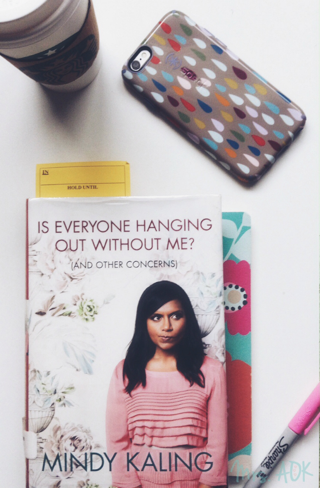 Is Everyone Hanging Out Without Me? Mindy Kaling