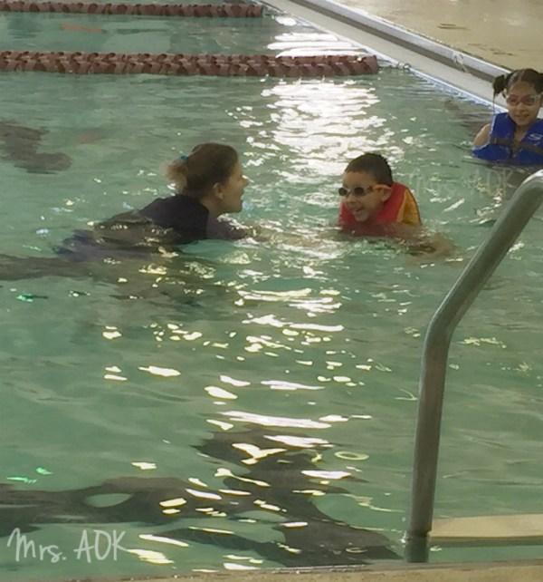 Littles Swim Class