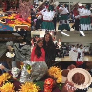Dia De Los Muertos  Seattle   Mrs. AOK, A Work In Progress