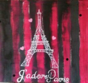 The Girls' ParisPainting