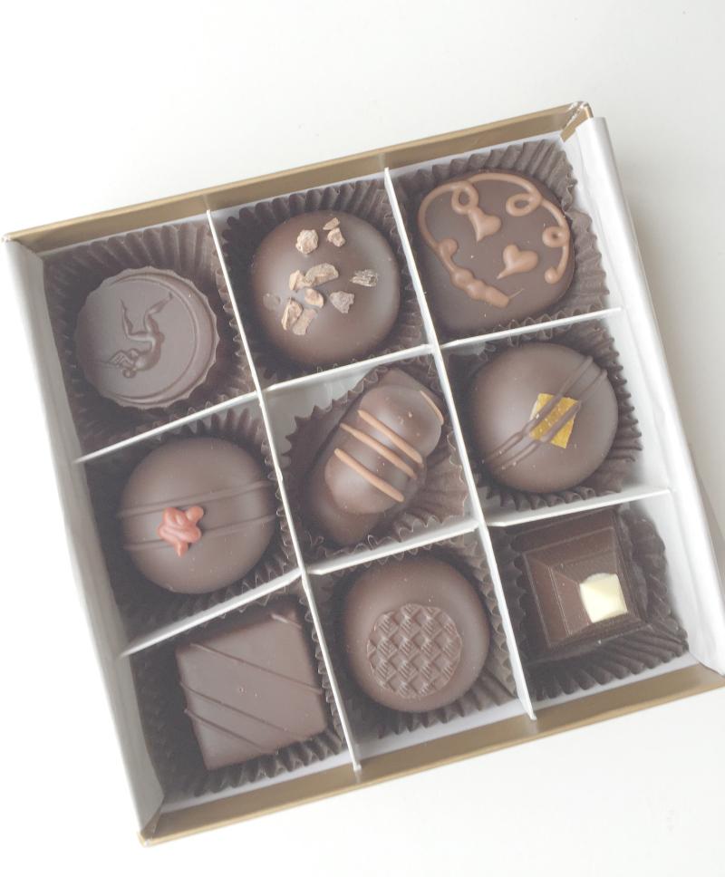 Monstruck Chocolates