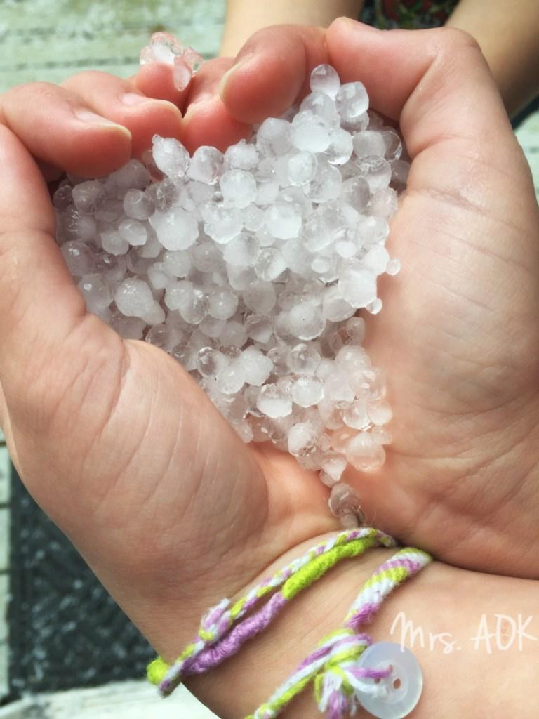 Heart of hail