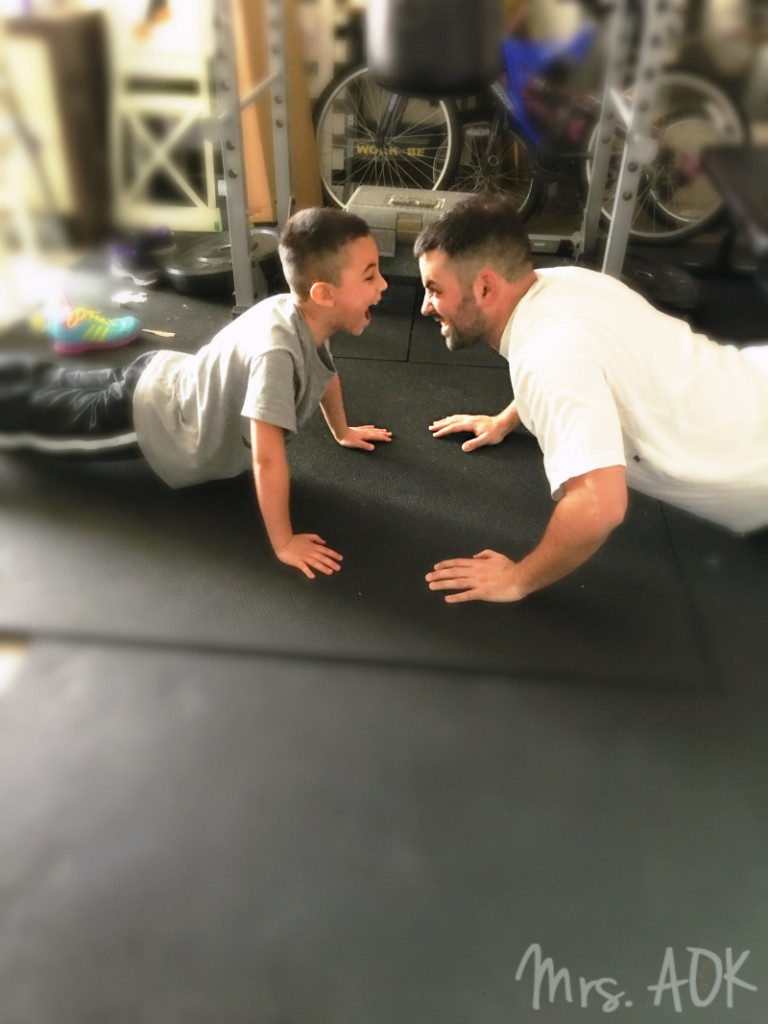 Thank You Notes| Gym with my guys