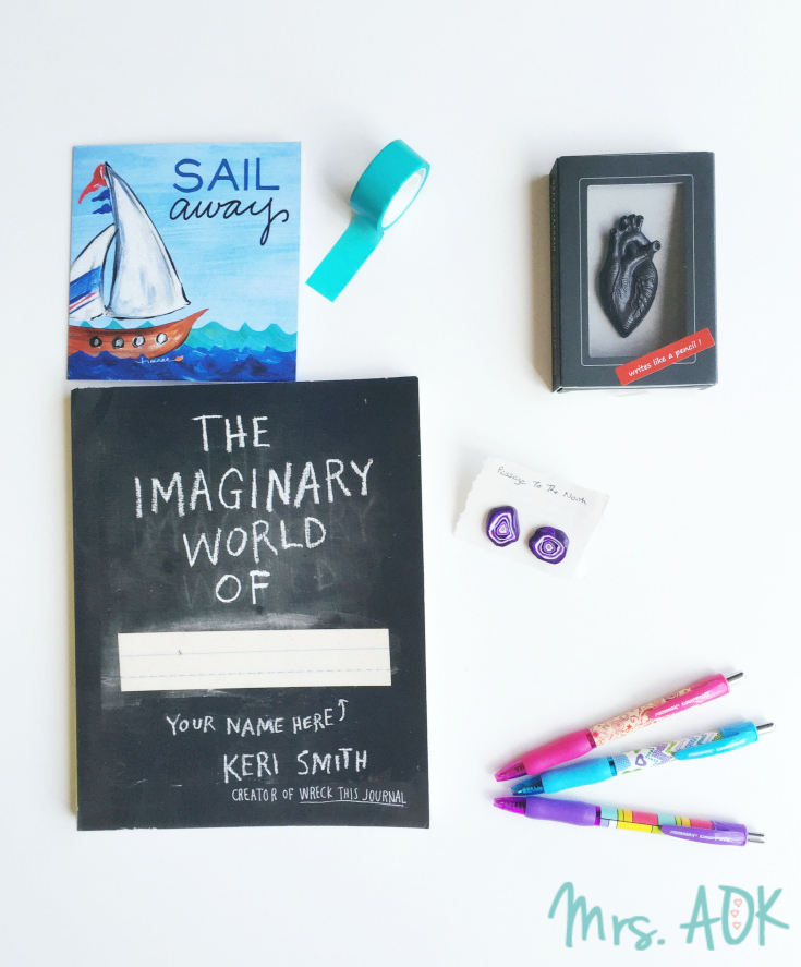 Check out the goodies I received from my #CreativesBoxSwap partner.| Blogger Perks :)