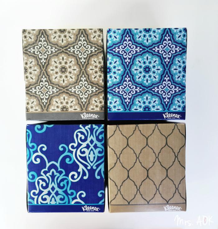 Kleenex boxes #HonoringOurHeroes
