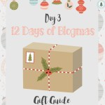 Merry Blogmas! Day 2 Holiday Bucket List {12 Days, 12 Blogs + 1 Huge Giveaway}