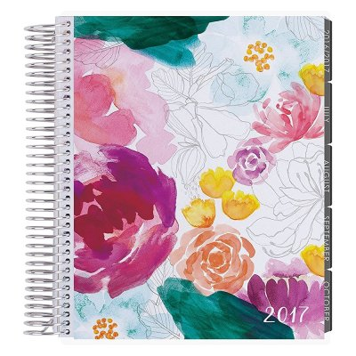 Gifts for creative ladies: Erin Condren Planner