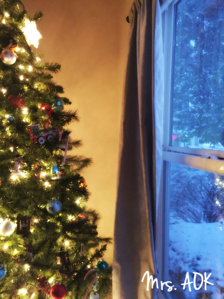 Thank you notes: Snow day