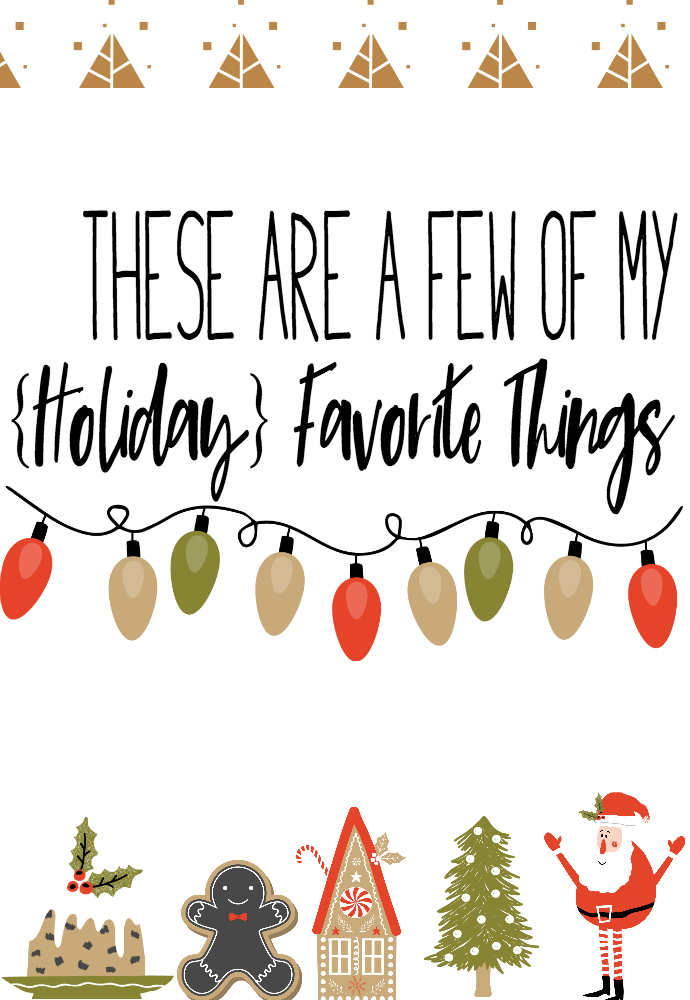 It's Day 8 of 12 Days of Blogmas!! Today we're talking holiday favorites. I'm sharing a few of my holiday favorite things ANNNND the Neat Blog Blog award.
