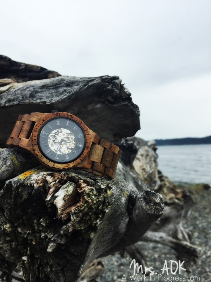 Wooden watches by JORD GIVEAWAY!!