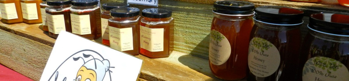 Mrs. B's Flavored Honey
