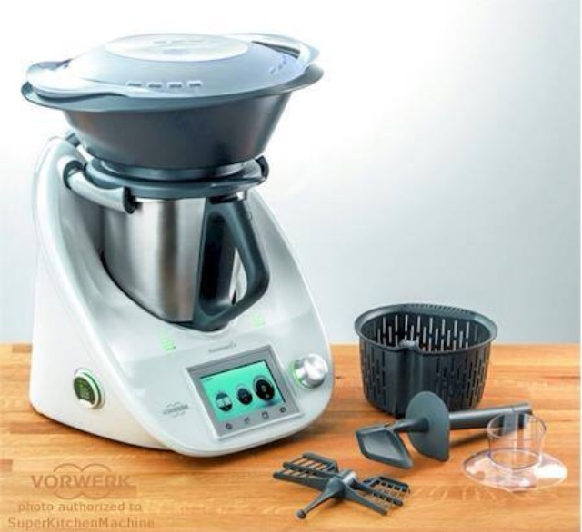 Thermie Thursday - the thermomix TM5