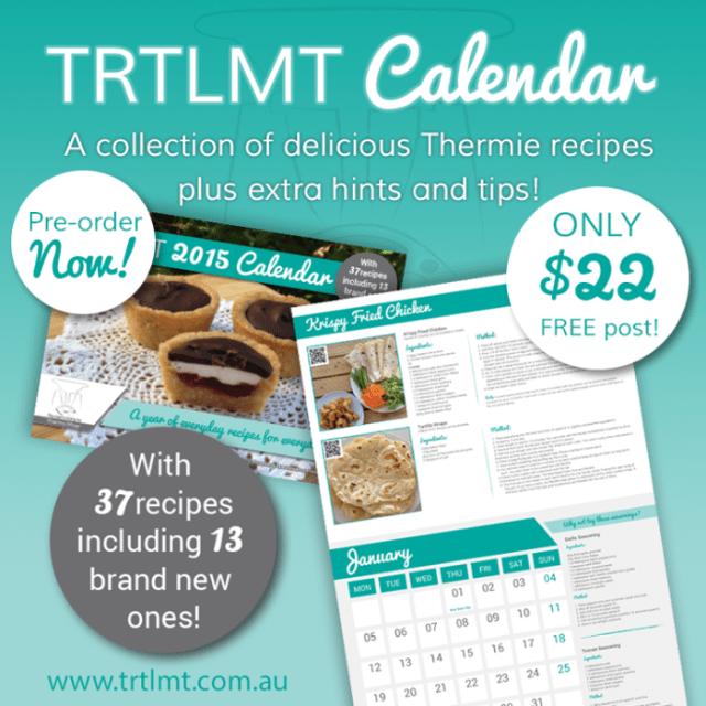 thermomix 2015 calendar