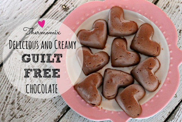 thermomix guilt free chocolate