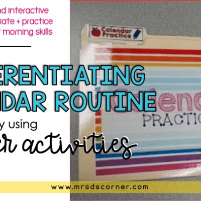 calendar folder activities blog post header