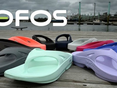 OOFOS Footwear for Back to School