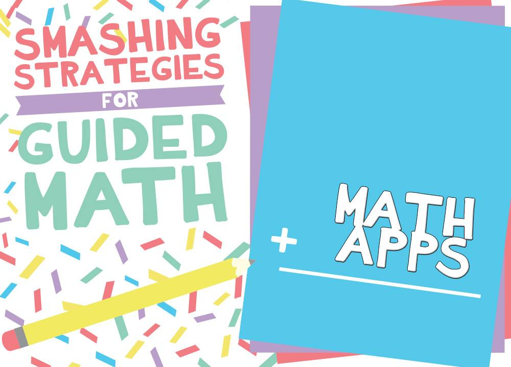When it comes to Guided Math and creating engaging, fun centers, our iPad station is a fan favorite. Thanks to the App Store and a huge variety of free and cheap math apps, I am able differentiate and find apps that are skill specific for each of my students. Learn my favorite guided math apps. Read now. Blog post at Mrs. D's Corner.