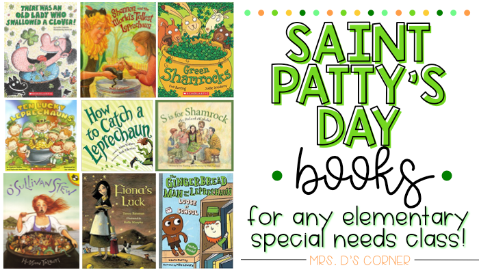 33 Saint Patrick's Day Books for Any Classroom