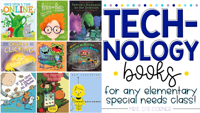 30 Technology Books for Kids