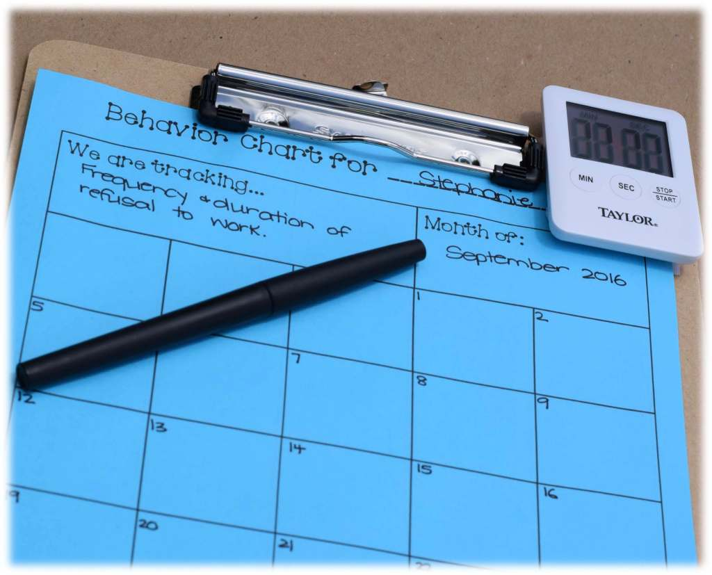 data clip board with a timer. diy how to. free