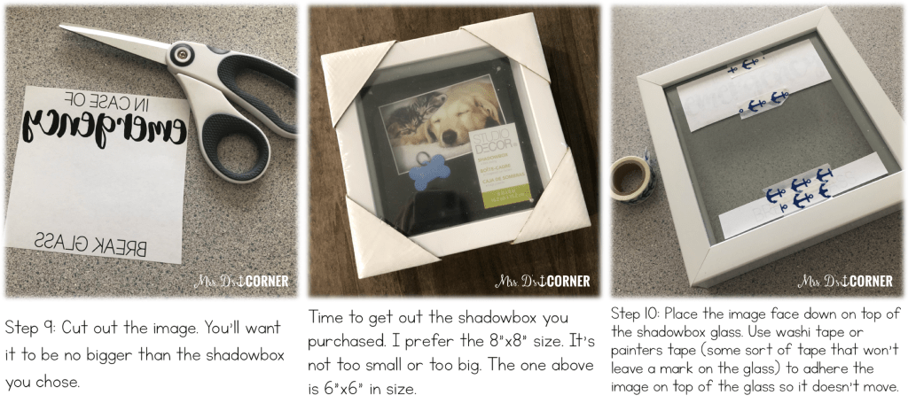 teacher gift and para gift steps for DIY5