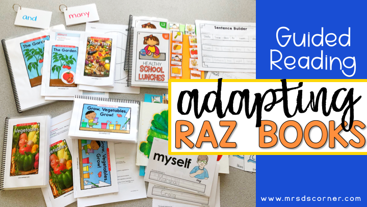Guided reading groups and lesson planning for a self contained classroom.