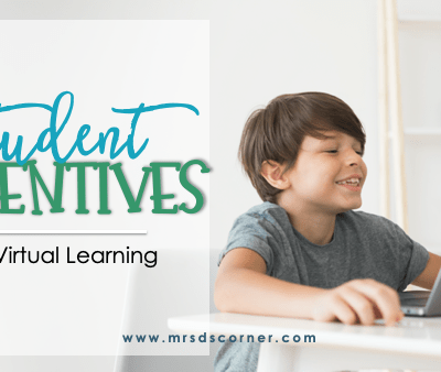 incentives for students during distance learning