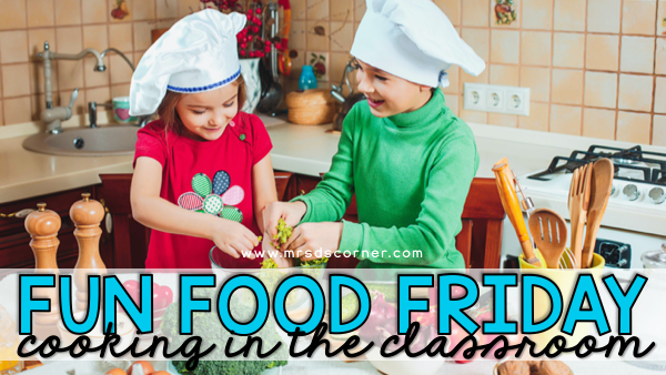 Cooking in the Classroom Q&A | Fun Food Friday