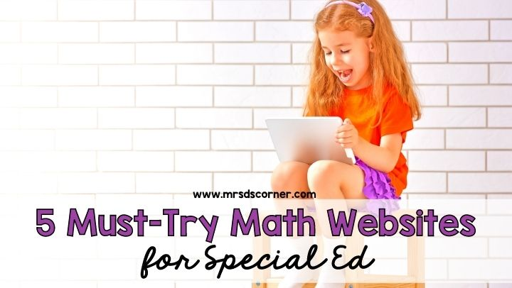 5 Must-Try Math Websites for Special Ed