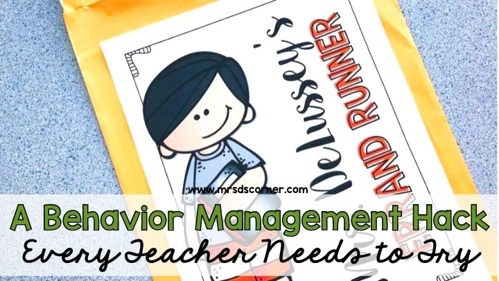 The Behavior Management Hack Every Teacher Needs to Try