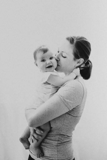 Barnfotografering Ida 6 månader-4