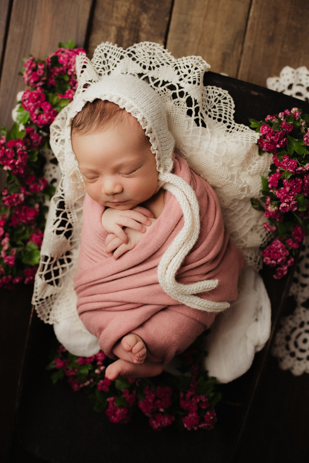 Nyföddfotografering Stockholm - Celine 2