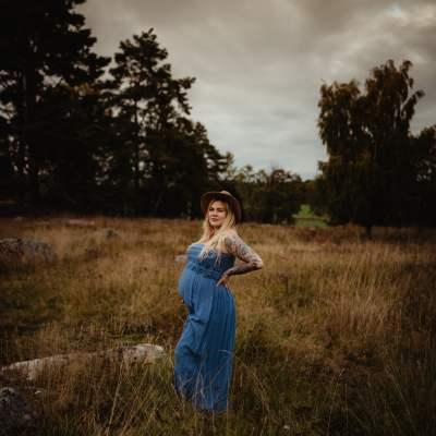Gravidfotografering Ally Stockholm-4