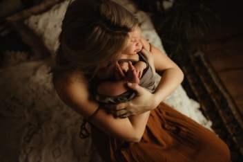 Edda nyföddfotografering stockholm