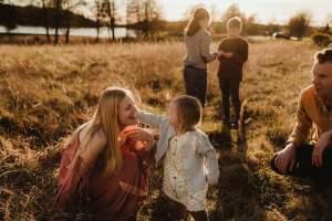 Familjefotografering Stockholm Uppsala
