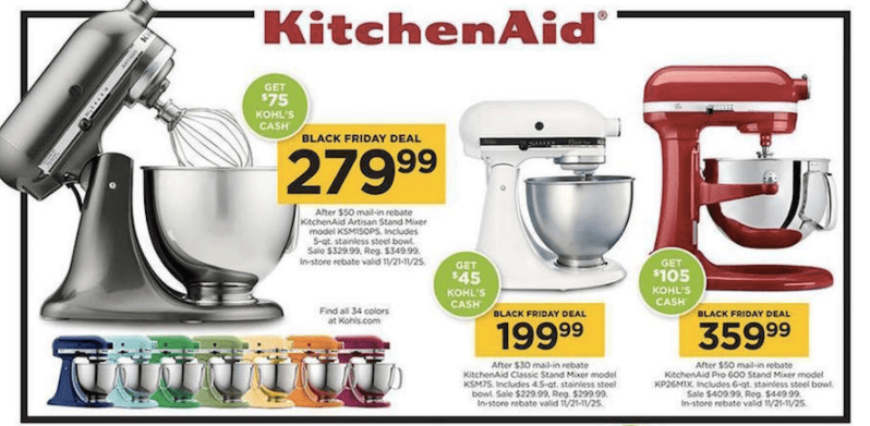 kitchenaid-mixer-kohls