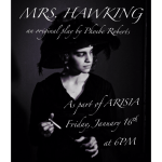 MRS. HAWKING to be PERFORMED at ARISIA 2015!!!