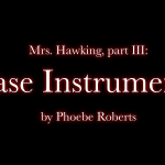 Recording of Base Instruments staged reading