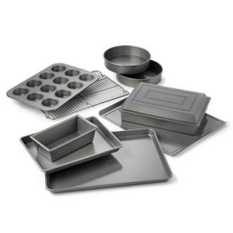 Calphalon 10-pc. Nonstick Dishwasher Safe Bakeware Set