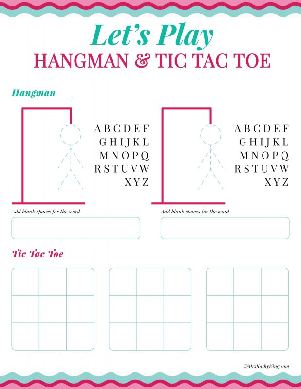Free Printable Travel Games And Activity Sheets Pack