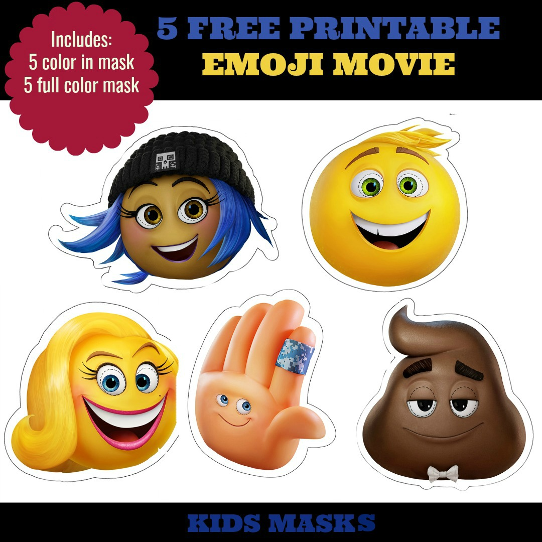Printable Emojis