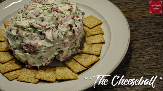 """""""The Cheeseball"""""""