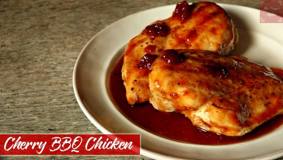 Cherry BBQ Chicken