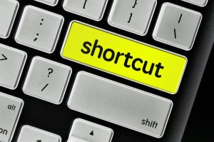 How keyboard shortcuts will make your life easier