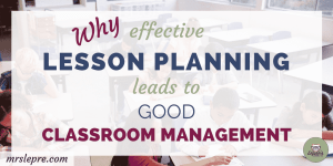 lesson plans | classroom management | teaching tips | student behavior