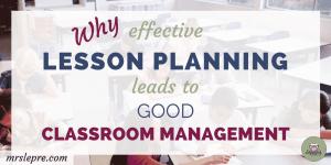 lesson plans | classroom management | teaching tips | student behavior