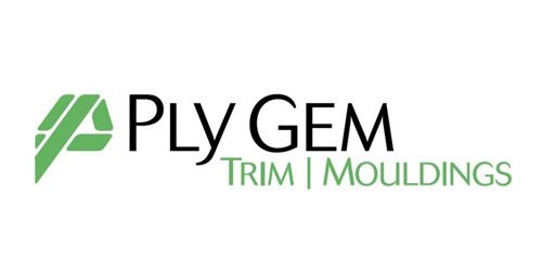 Ply Gem trim moulding